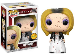 FUNKO POP TIFFANY VERSION CHASE EXCLUSIVE
