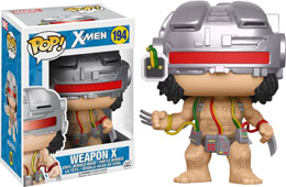 X-MEN FUNKO POP WEAPON X WOLVERINE