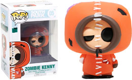 SOUTH PARK FUNKO POP ZOMBIE KENNY LIMITED EDITION