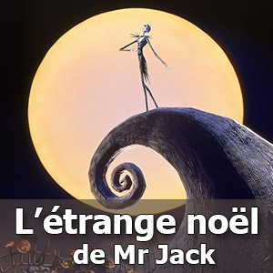 L'étrange noel de monsieur Jack